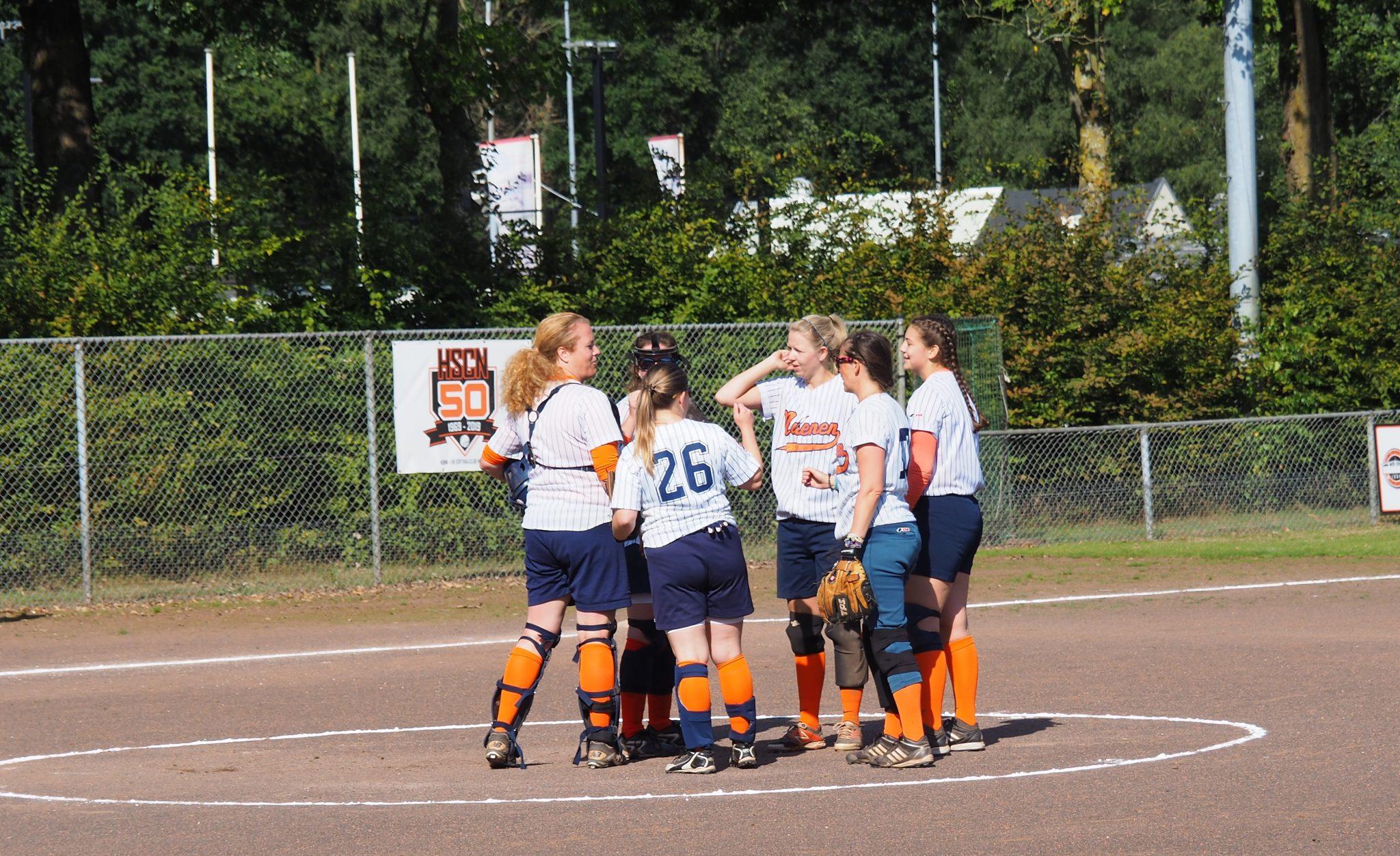 Softball Nuenen - Eindhoven
